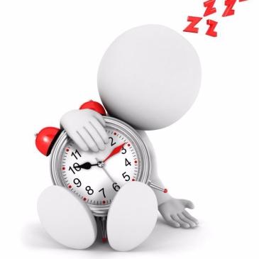 Mesoloog slaapproblemen